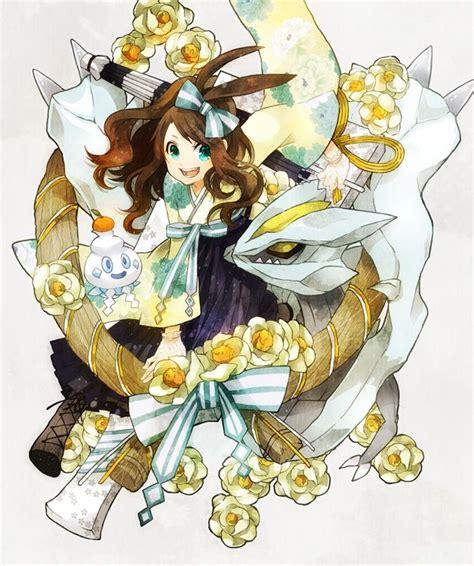 tags anime buzz pokemon vanillite kyurem haruka