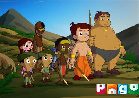 hd wallpapers pogo cartoon chota bheem hd