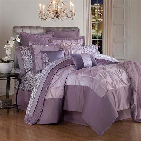 Kardashian Kollection Home 4pc Comforter Set Spanish