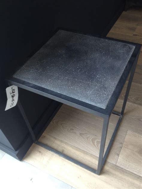 table de chevet en fer forge table de chevet en fer forg 233