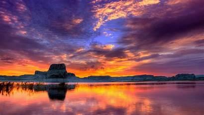 4k Ultra Sunset Nature Landscape Wallpapers Ultrahd