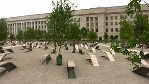Visiting the Pentagon September 11 Memorial Park - YouTube