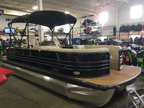 Boat Dealer Osseo Mn by 2017 Coach Pontoons 23rl 24 Foot 2017 Coach Pontoons