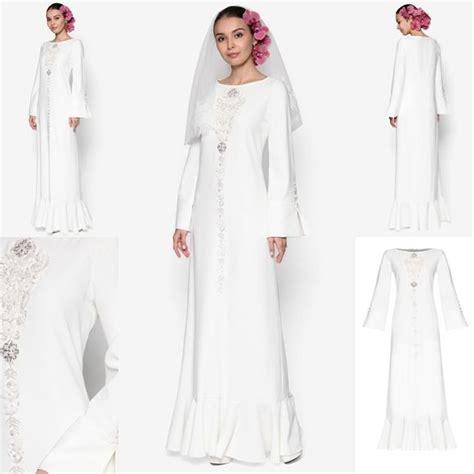 baju pengantin malaysia busana tradisi  butik