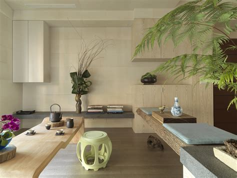 Impressive Modern Asian House By Tae Ha Interior Design