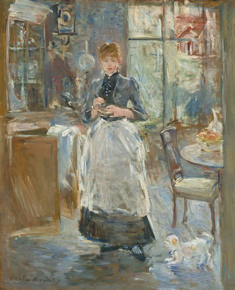La Berthe Morisot by Berthe Morisot Vous Connaissez Allo Allo C Est