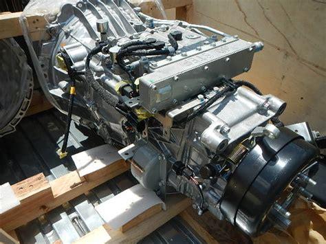 New 2012 Mitsubishi Fuso Duonic Transmission Busbee's