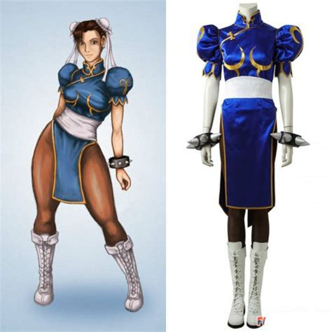 Street Fighter Street Fighter Game Cosplay Costume Free