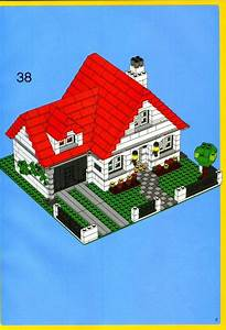 Lego House Instructions  U2026