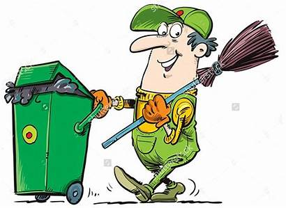 Garbage Clip Java Collector Clipart Cleaning Issue