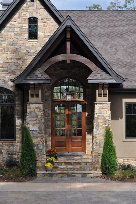 25+ Best Ideas About Rustic Home Exteriors On Pinterest