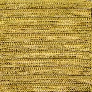 Tapis De Chanvre : tapis chanvre caravane safran 140x200 d coration ~ Dode.kayakingforconservation.com Idées de Décoration
