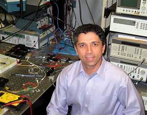 Electrical engineering professor recognized for biomedical ...