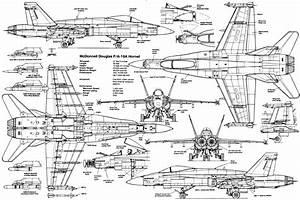 F 18 Diagram