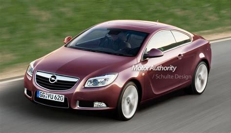 Opel Coupe by Preview Opel Insignia Gtc Coupe