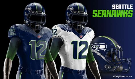 sports   nfl  helmet  uniform redesign