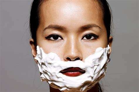 This Is Why Women Should Start Shaving Their Faces