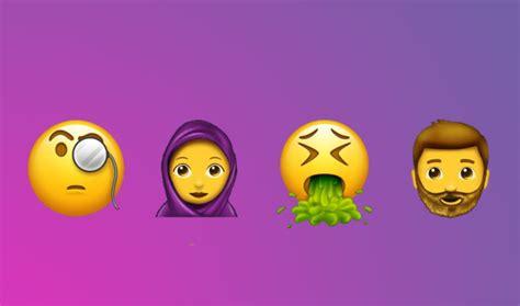 Conheça Os Novos Emojis Que Serão Lançados Em 2017
