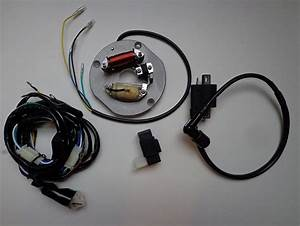 Honda Fl250 Odyssey Ignition Conversion Kit New Out