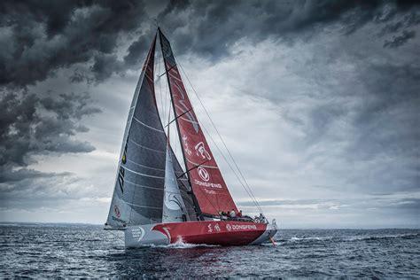 incredible pictures   volvo ocean race