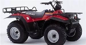 1987 1998 Suzuki Lt 4wd Lt F4wdx 280 King Quad Lt F250 Quadrunner