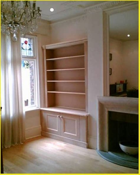 free standing cabinets next to fireplace nyc custom built in fireplace bookcases bookshelves wall