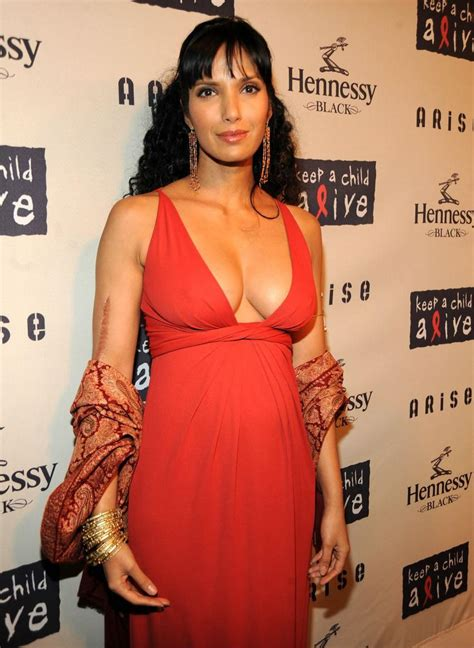 Padma Laxmi Hot And Wild Beautiful Girl