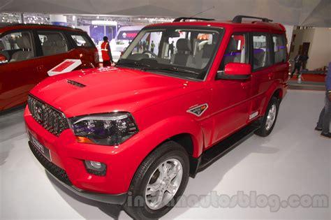mahindra scorpio new model 2016 mahindra scorpio petrol xuv500 petrol launching this year
