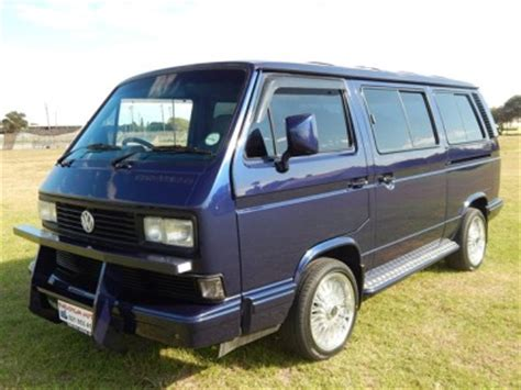 1999 volkswagen caravelle 2 6i exclusiv strand minibuses and mpvs 36157653 junk mail