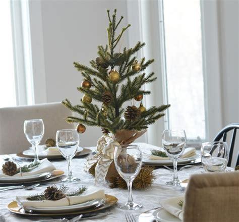 Weihnachtlich Dekorieren by Weihnachtliche Tischdeko Im Skandinavischen Stil