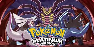 Codigos Pokemon Light Platinum Cheats Para Pokémon Platinum Jogos Tecnoblog