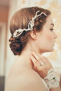 2015 Vintage Wedding Hair Accessories By Jannie Baltzer