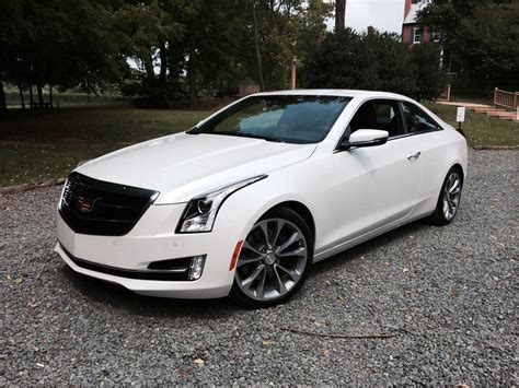 2015 cadillac ats coupe information and photos zombiedrive