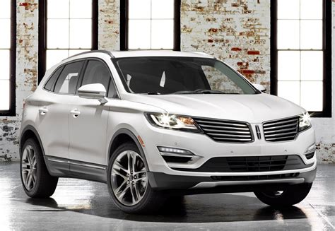 New Lincoln Mkc Luxury Compact Crossover Now Available