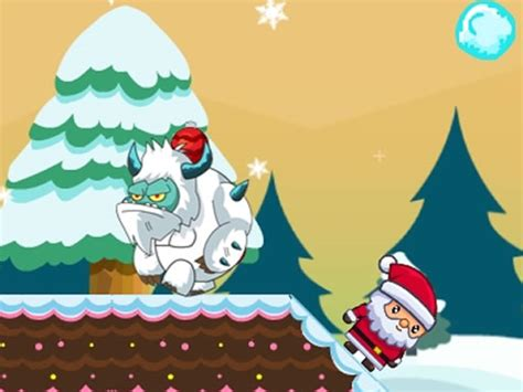 year santa adventures play  game