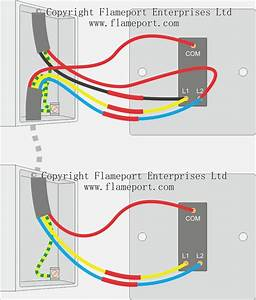 2 Gang 2 Way Switch Wiring Diagram  U2013 Vivresaville Com
