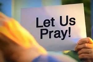 Fundraiser by Gina Gleason : Let Us Pray Foundation