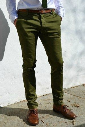 Army Green Pants Outfit