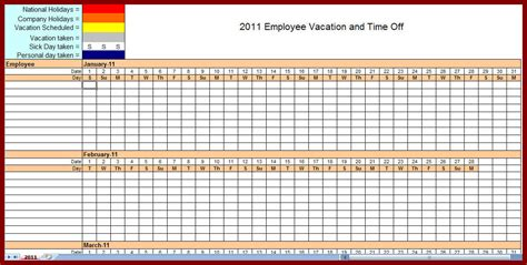 work schedule template monthly printable schedule