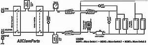 Tuttnauer U2122 M  Mk  Mkv Series Electrical System