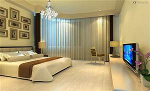 Stylish Curtains For Bedroom Designs At Home Design
