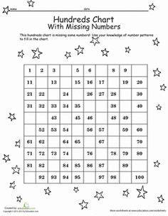 15 best images of number identification worksheets 1 100