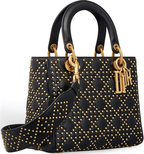 supple lady dior studded tote bag   gucci