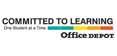 Office Depot Inc by Asbo Office Depot Inc