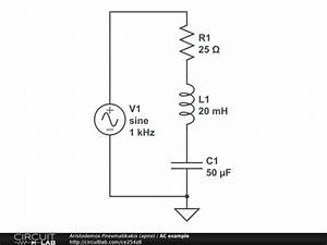 ac example circuitlab With the rlc circuit pdf
