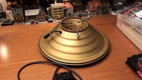 heirloom rotating musical christmas tree stand youtube