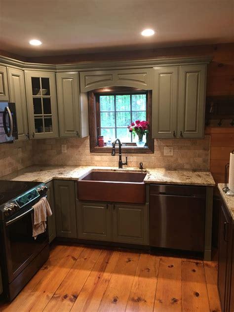 create  dream kitchen  kraftmaid cabinets enjoy