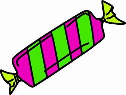 Candy Clip Clipart Bar Clker Cliparts Bonbon