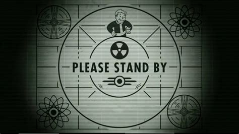 Fallout Animated Wallpaper - fallout stand by animated wallpaper