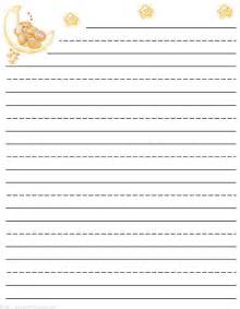 Free Printable Lined Writing Paper